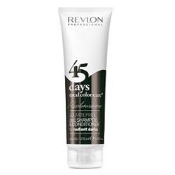 Revlon Professional Shampoo&Conditioner Radiant Dark - Шампунь-кондиционер для темных оттенков 275 мл