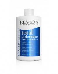 Revlon Professional Total Care In-Salon Services Conditioner - Кондиционер анти-вымывание цвета без сульфатов, 750 мл
