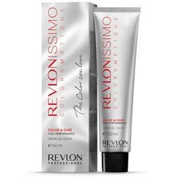 Revlon Professional Revlonissimo Colorsmetique - Краска для волос, 7-12 блондин пепельно-переливающийся, 60 мл
