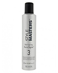 Revlon Professional SM Hairspray Pure Styler - Неаэрозольный лак сильной фиксации, 325 мл