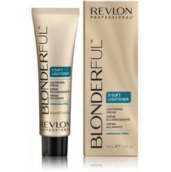 Revlon Professional BLONDERFUL SOFT LIGHTENER CREAM -5-минутный осветляющий крем без аммиака, 50 мл