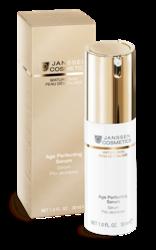 Janssen 1130 Mature Skin Age Perfecting Serum - Anti-age разглаживающая и укрепляющая сыворотка с комплексом Cellular Regeneration, 30 мл