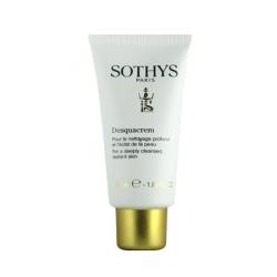 Sothys Desquacrem - Крем отшелушивающий для глубокого очищения с экстрактом качима и липоаминокислотами, 150 мл