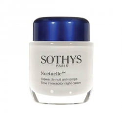 Sothys Noctuelle Time Interceptor Night Cream - Аnti-age ночной крем, 15 мл