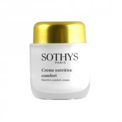 Sothys Nutritive Comfort Cream - Реструктурирующий питательный крем, 50 мл