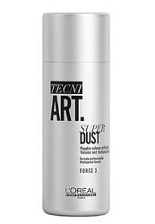 L'Oreal Professionnel Tecni.Art Super Dust - Пудра для объема и фиксации (фикс.3), 7 гр