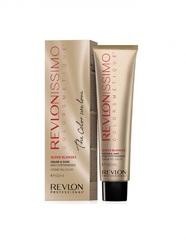 Revlon Revlonissimo Colorsmetique Super Blondes - Перманентная краска для волос с эффектом осветления 1001 пепельный блондин, 60 мл